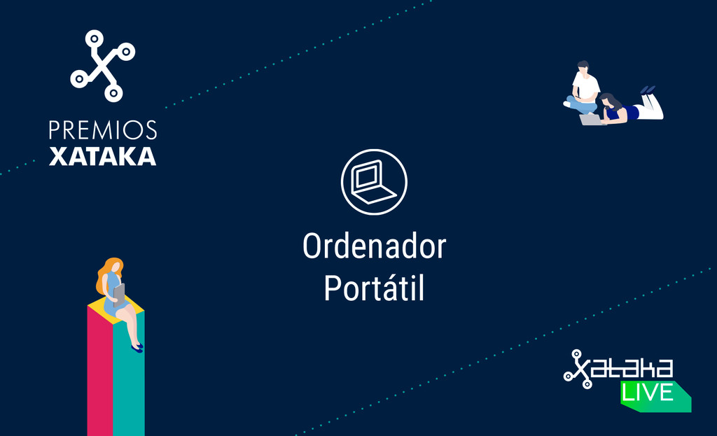Mejor computador portátil: colabora en los Premios Xataka 2018