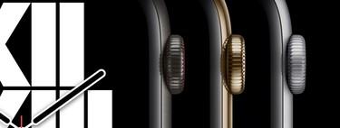watchOS 7 le dice adiós a Force Touch: Apple no quiere que presiones con fuerza sus pantallas