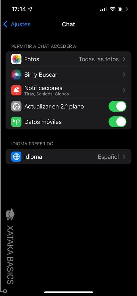 Permiso De Apps