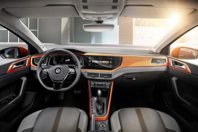 Volkswagen Polo 2018, demuestra contacto