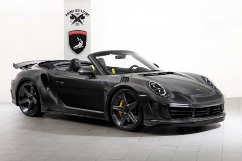 Porsche 911 Stinger GTR Carbon Edition