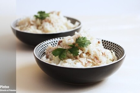Rice Salad with Fennel and Pickled Tuna