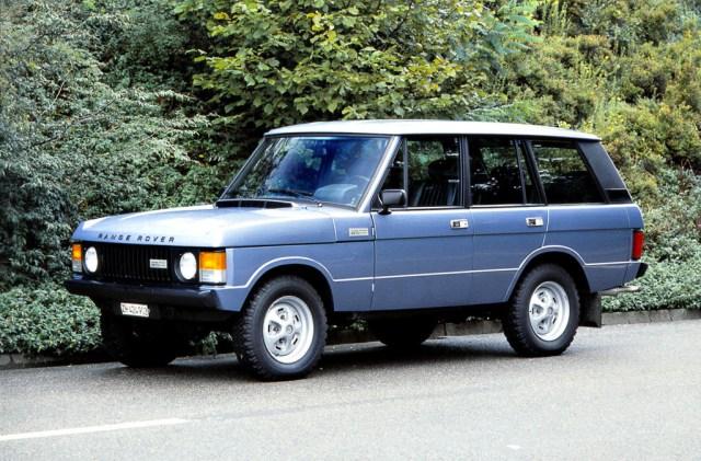 Range Rover 05 Door By Monteverdi