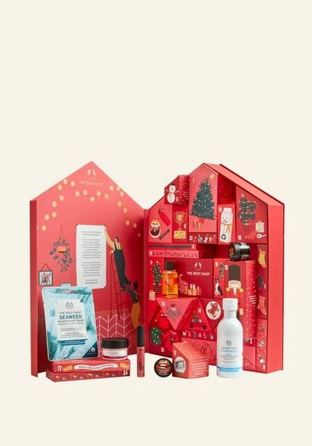 Calendario Adviento 2020 The Body Shop