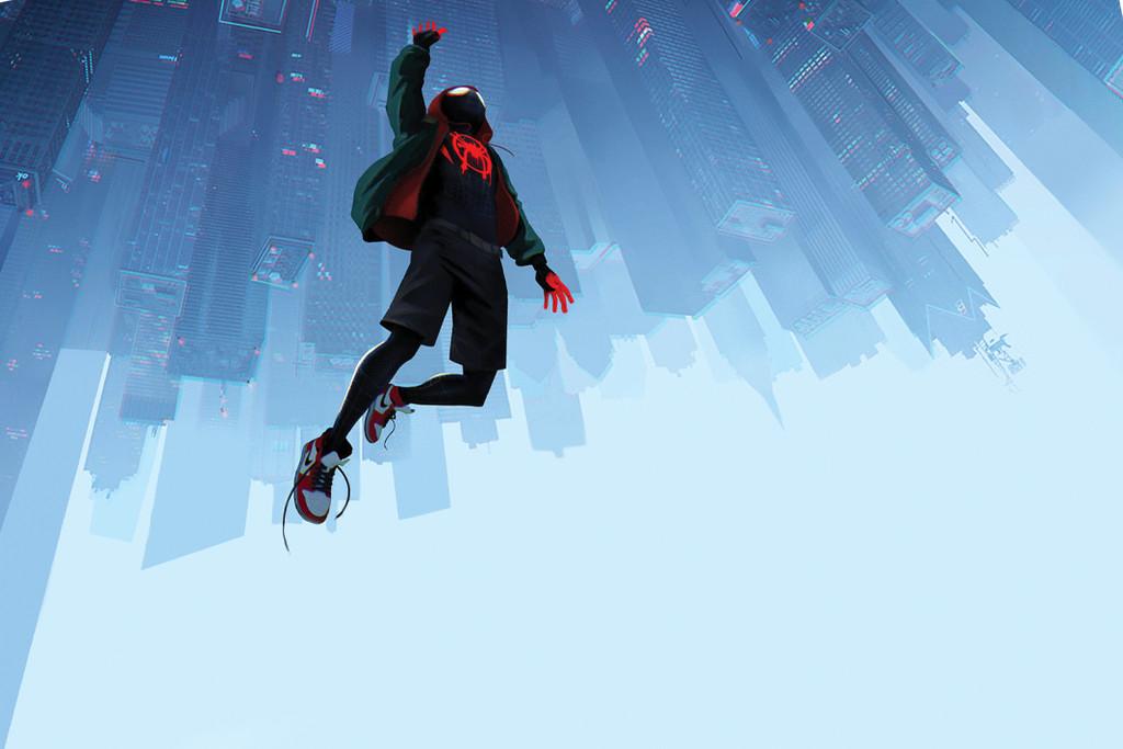Sony hace open source uno de los aplicaciones usados en la creación de 'Spider-Man: Un nuevo universo' y otras películas de animación