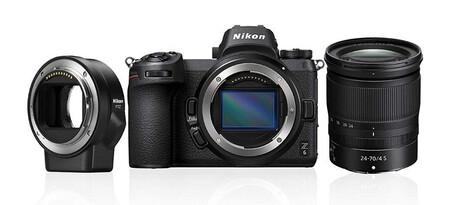 Nikon Z6 2