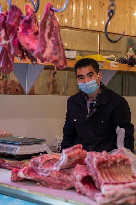 Shangai China Coronavirus Jose Luis Sanchez 10