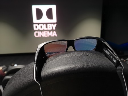 Dolby 3d Gafas