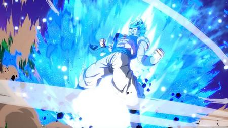 Dragon Ball FighterZ - Gogeta Ssgss