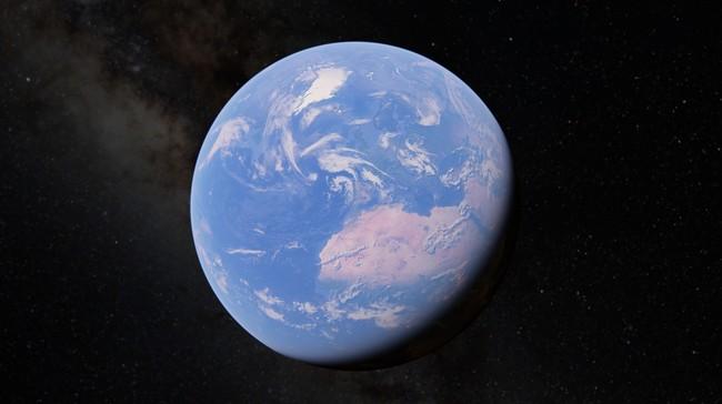 Permalink to Las singular cartografía de Google Earth tiene truco, y va más allá de los satélites