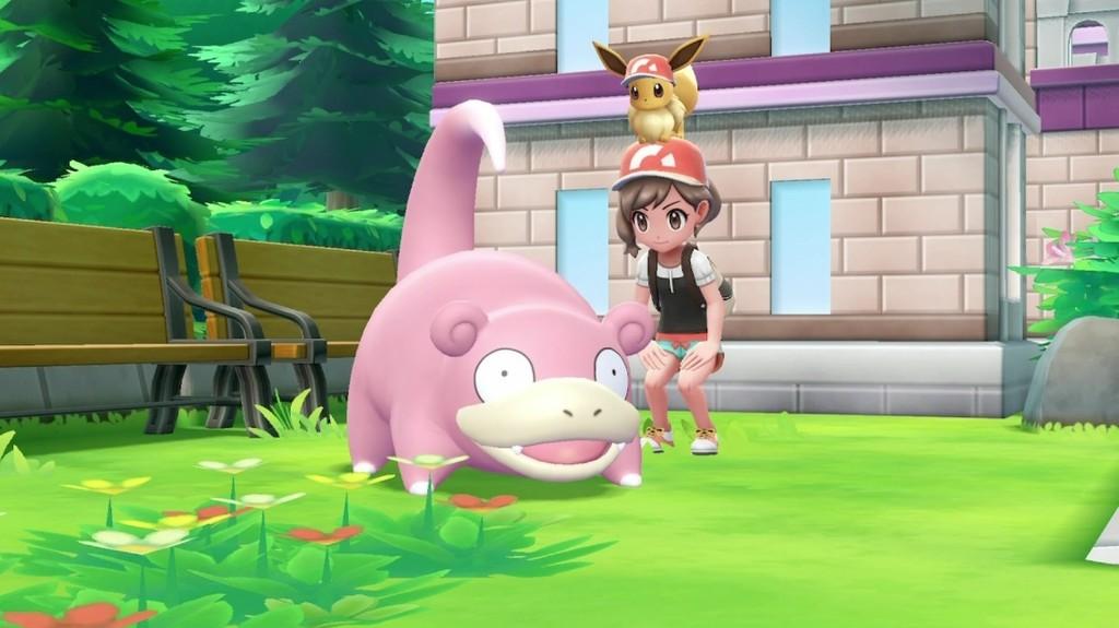 Pokémon: Let's Go, Pikachu! y Let's Go, Eevee! ya están a la venta. Y este es su mejor tráiler