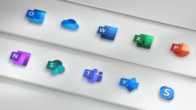 Permalink to Microsoft rediseña los iconos de Office con su nuevo lenguaje de diseño más limpio, moderno y atractivo
