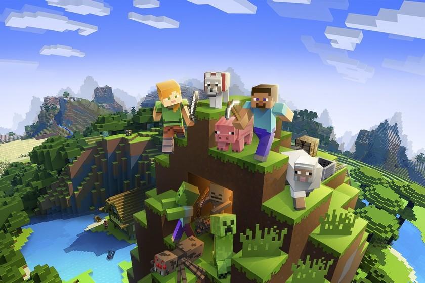Minecraft resurge más fuerte que nunca con 112 millones de usuarios activos al mes
