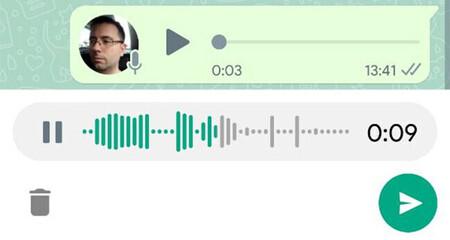 whatsapp voz