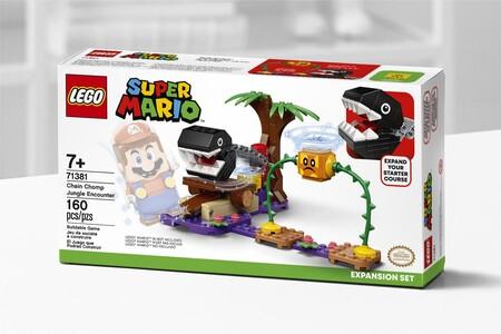 Set de LEGO Mario de Chain Chomp