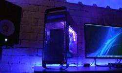 Este es el mejor hackintosh que verás hoy: AMD Ryzen 1700 y GTX 1080 Ti dentro del mítico case de un Power Mac G5