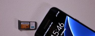 Cómo mover apps de la memoria interna a la tarjeta SD en Android