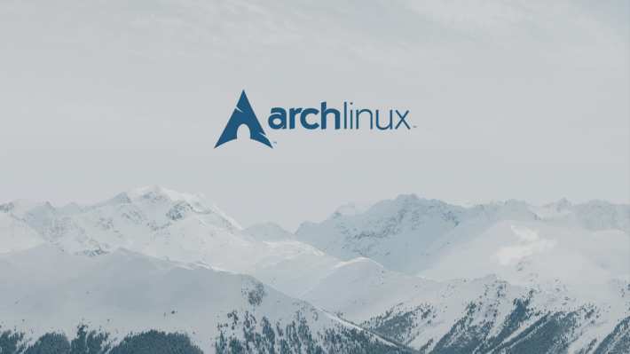 Wallpaper Arch Linux By Bruoneightwo Da232j1