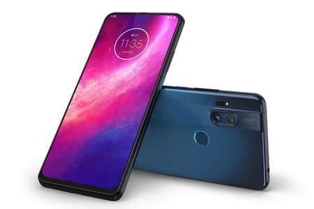 Motorola One Hyper Pantalla