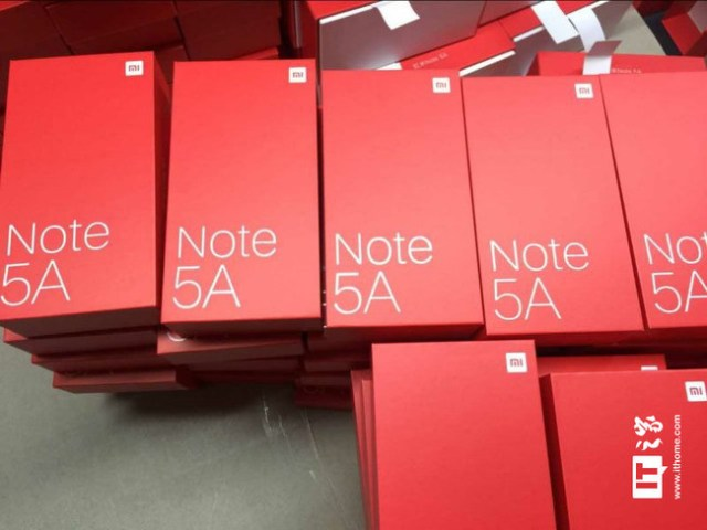 Xiaomi Redmi Note 5a 1