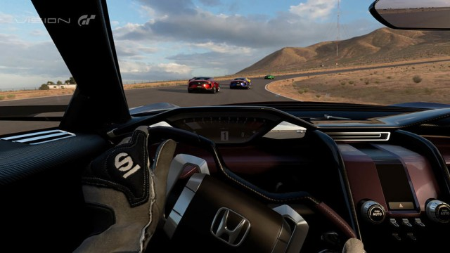 Honda Sport Visión Gran Turismo