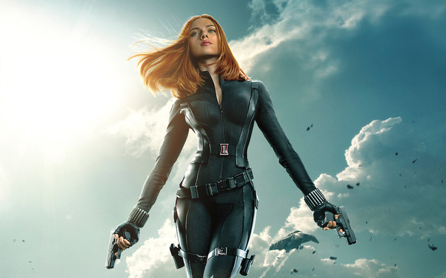 Marvel Black Widow Movie