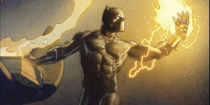 Black Panther Infinity Gauntlet