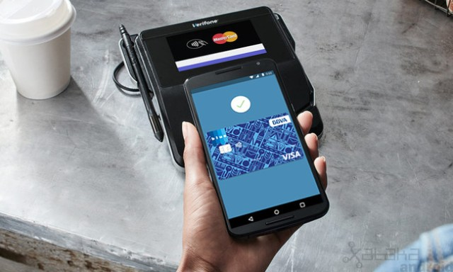 Android Pay España