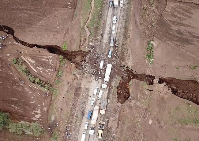 Kenya Rift Split