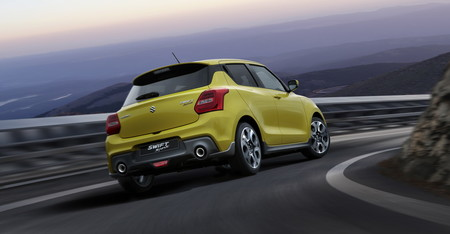 Suzuki Swift Sport 2018 6