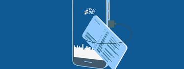 Cómo llevar el carnet de conducir en el terminal con la aplicación miDGT