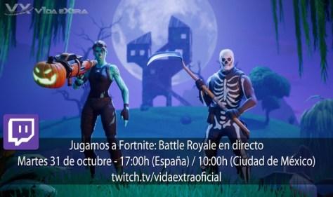 Fortnite Battle Royale Directo
