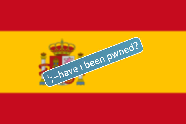 Have I Been Pwnd Espana