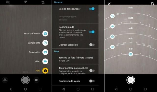 App Camara Motocicleta G5s