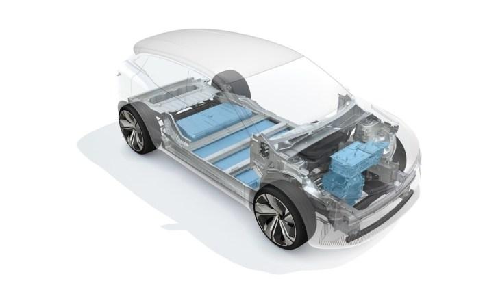 Compactos con el interior de un monovolumen: así es la plataforma de Renault para coches eléctricos que promete redefinir las categorías