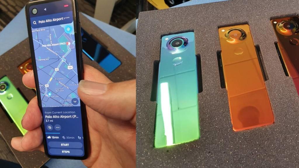 Andy Rubin quiere reinventar el móvil y nos muestra un adelanto del posible próximo smartphone de Essential con un diseño sumamente extraño