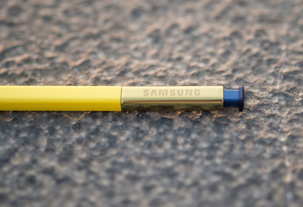 Permalink to Un S Pen con cámara: una patente muestra un puntero con zoom óptico, otro posible escape de Samsung al 'notch'