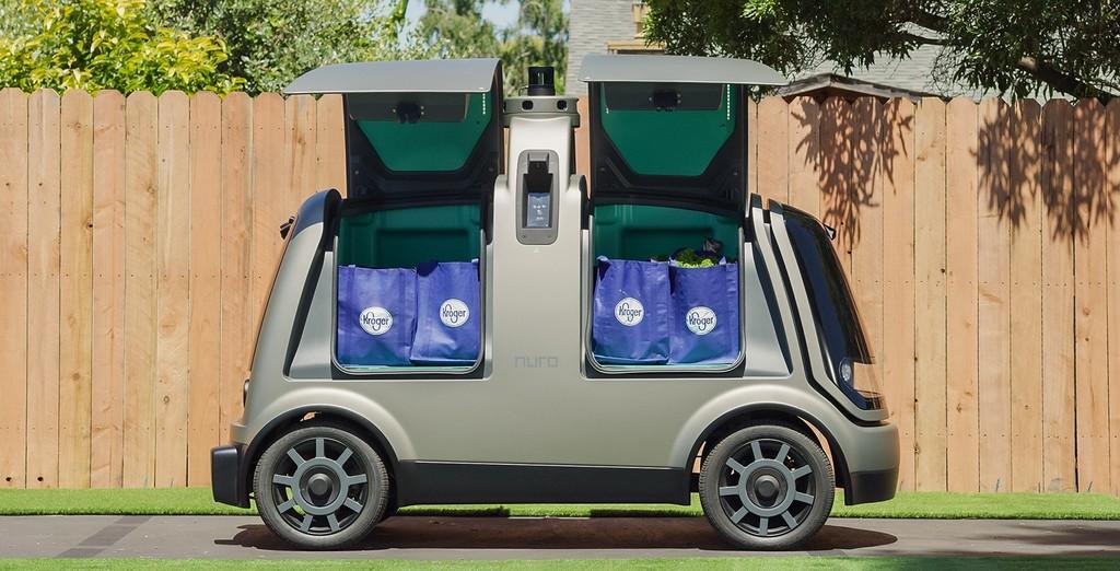 SoftBank saca la chequera a lo grande: casi 1.000 millones de dolares para los vehículos autónomos repartidores de Nuro