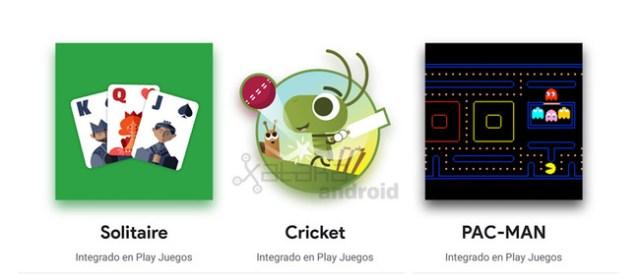 Play Games Integrados