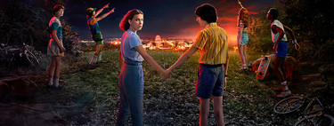 'Stranger Things 3' is the blockbuster of summer ultimate Netflix: a cocktail of terror and adventure that extracts gold from their referents