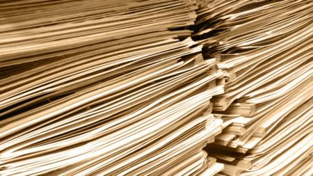 Paper Piles