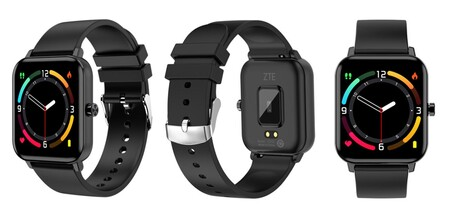 ZTE Watch Live, a basic smartwatch with oximeter and a very low price –  SAMAGAME