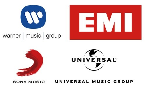 Major Music Labels