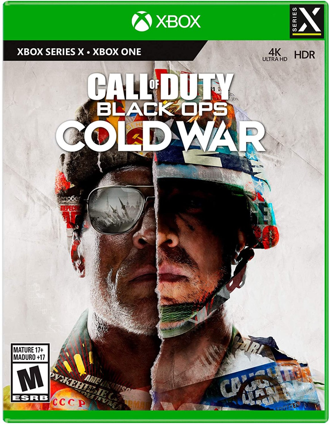 Call of Duty: Black Ops Cold War para Xbox Series X (compatible con Xbox One)