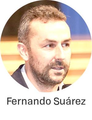 Fernando Suarez C
