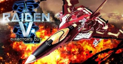 Raiden V Directors Cut