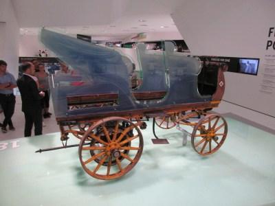 EL primer Porsche fue eléctrico y tenía 5 caballos: hace 120 años ya imaginaban un futuro de coches silenciosos y cero emisiones