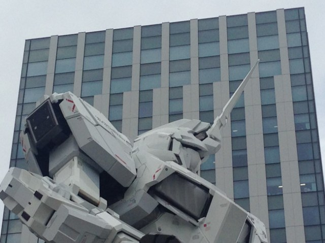 Unicorn Gundam Japon 12