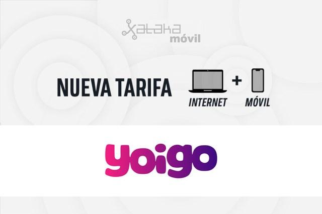 Yoigo renueva sus tarifas de fibra y móvil: menos datos(info) a cambio de más velocidad y precios más baratos