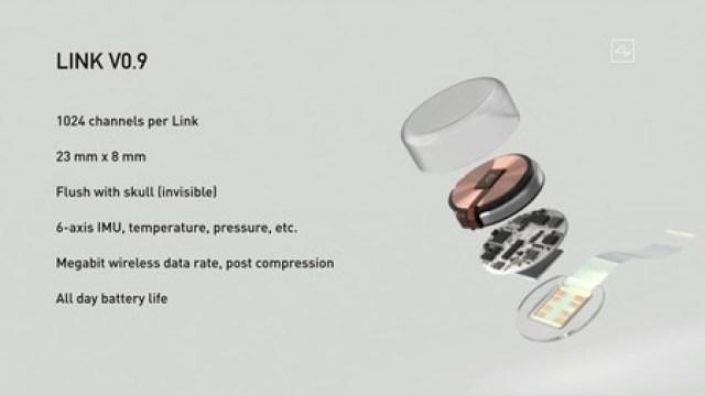 Link V 09 Chip Conectar Cerebro Computadora